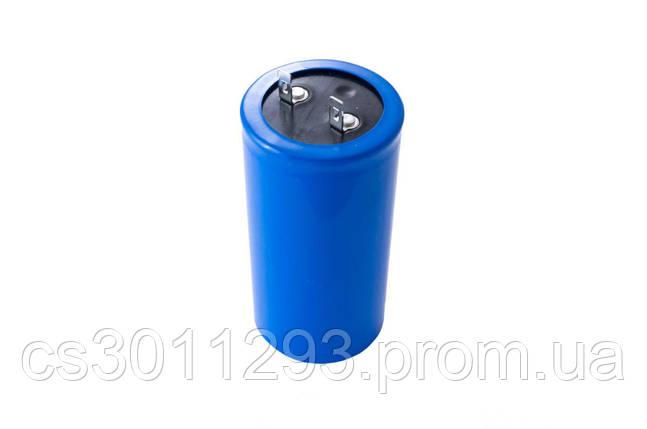 Конденсатор Асеса - 600 мкФ x 250 В, клеммы, фото 2