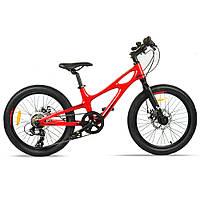 "Велосипед RoyalBaby SPACE SHUTTLE 20 "", OFFICIAL UA, червоний"