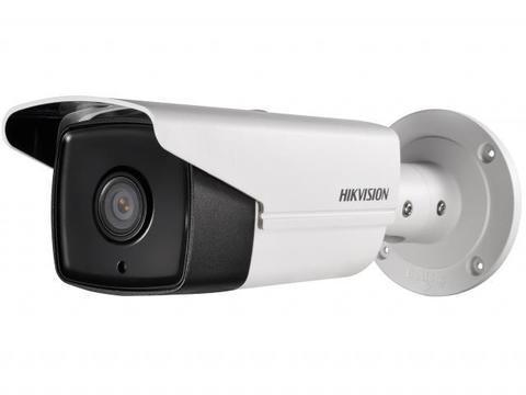 DS-2CD2T63G0-I8 (4 мм) 6Мп IP видеокамера Hikvision c детектором лиц