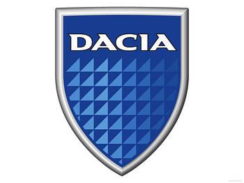 Дефлектор капота Dacia