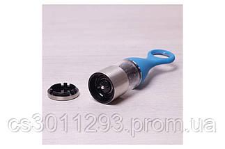 Измельчитель для перца Kamille - 195 мм с открывалкой, фото 3