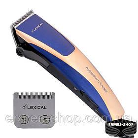 Чоловіча машинка для стрижки волосся Lexical LHC-5606 | 7W