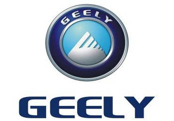 Дефлектор капота Geely