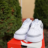 Кросівки чоловічі розпродаж АКЦІЯ 750 грн Nike 45й( 28,5 см) копія люкс, фото 4