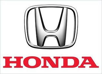 Дефлектор капота Honda