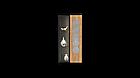 Навісна шафа колекції Енкель в стилі лофт, з натурального дерева в комбінації з склом, фото 9