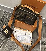 Женская сумочка клатч сумка Louis Vuitton