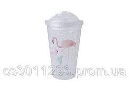 Стакан для води Elite - 450 мл I Am Flamingo