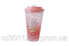 Стакан для води Elite - 450 мл Thirsty Cat