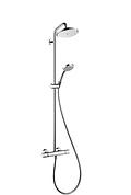 Душевая система с Термостатом HANSGROHE Croma 220  Showerpipe, 27185000, Германия
