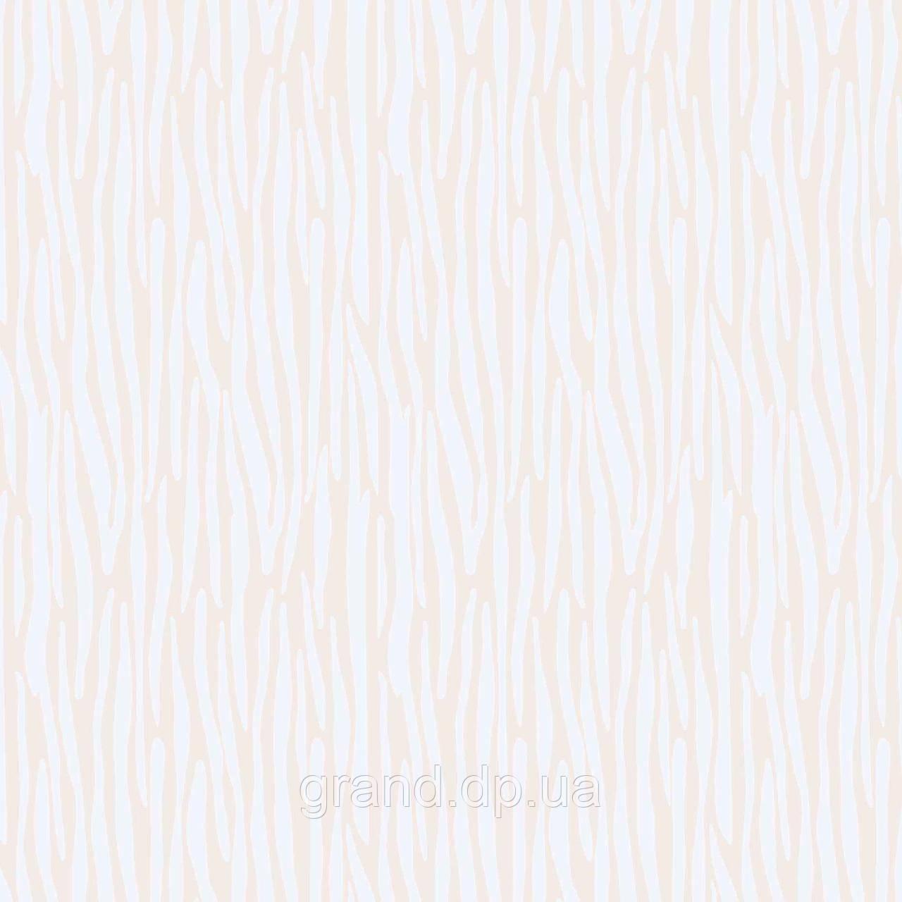 Пластиковые декоративные панели ПВХ Рико(Riko) 250*7*3000мм Зебрано с Термопереводом бесшовные