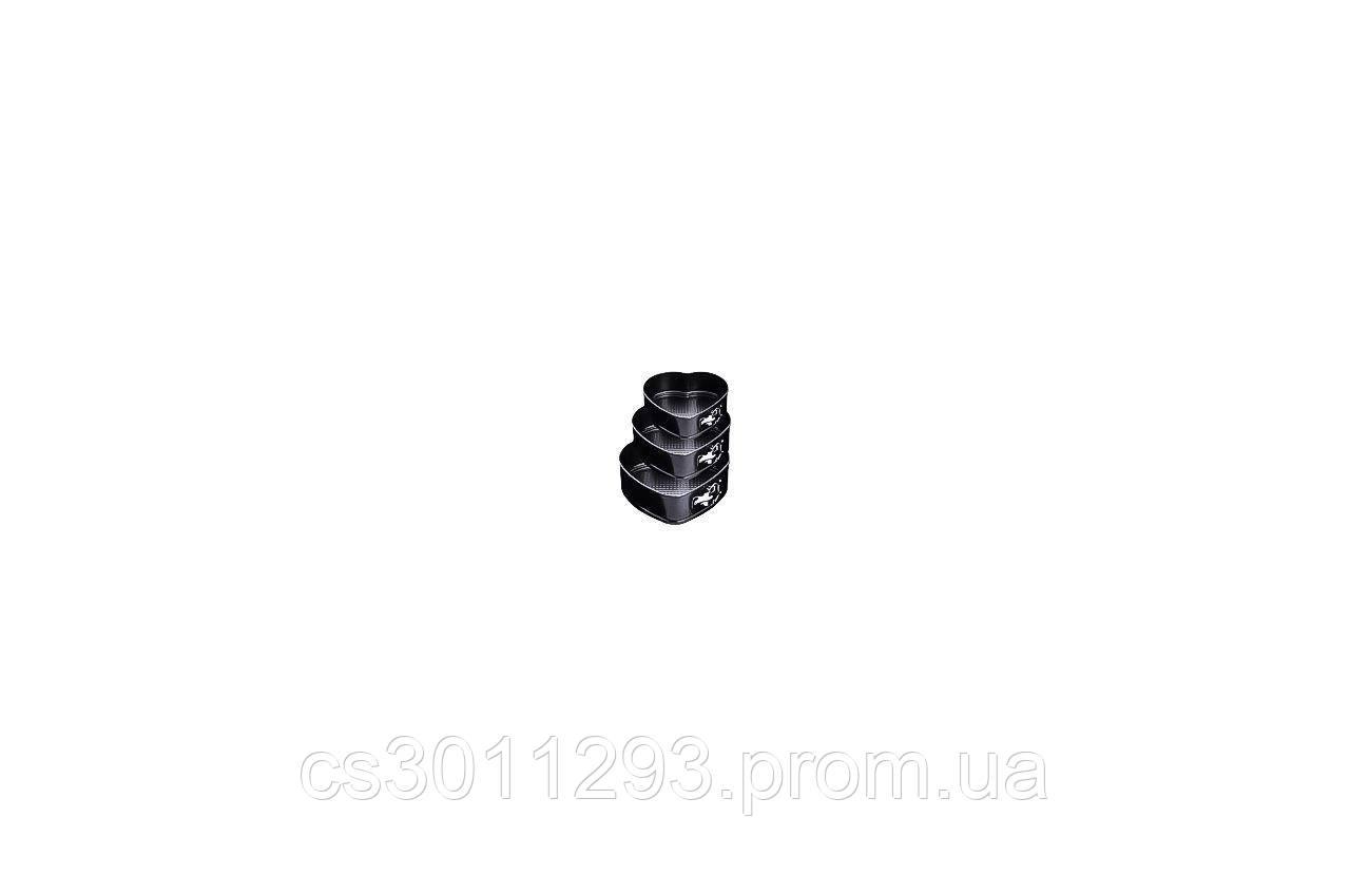 Набір форм для випічки Empire - 190 x 210 x 230 мм (3 шт) 1 шт.