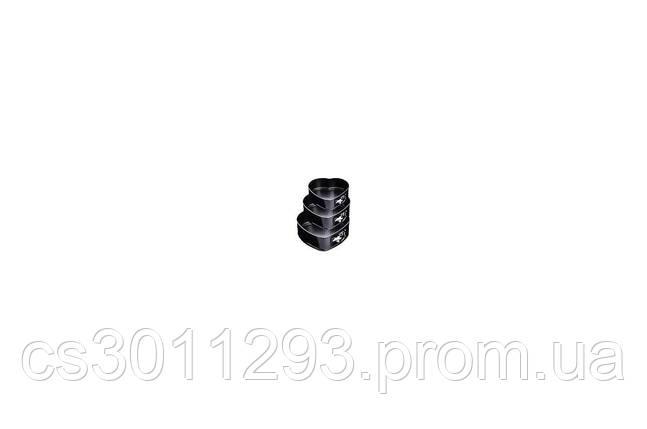 Набір форм для випічки Empire - 190 x 210 x 230 мм (3 шт) 1 шт., фото 2