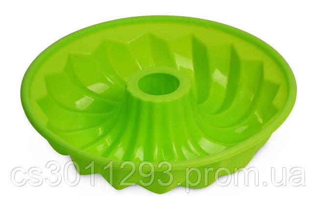 Форма для выпечки Kamille - 260 x 65 мм кекс, фото 2