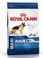 Корм Royal Canin (Роял Канин ) Maxi Adult 5+ для взрослых собак крупных пород старше 5 лет, 15 кг