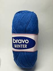 Пряжа для в'язання Bravo winter (75% шерсть)