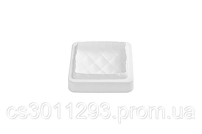 Форма для випічки Empire - 190 x 190 x 45 мм, подушка 1486, фото 2