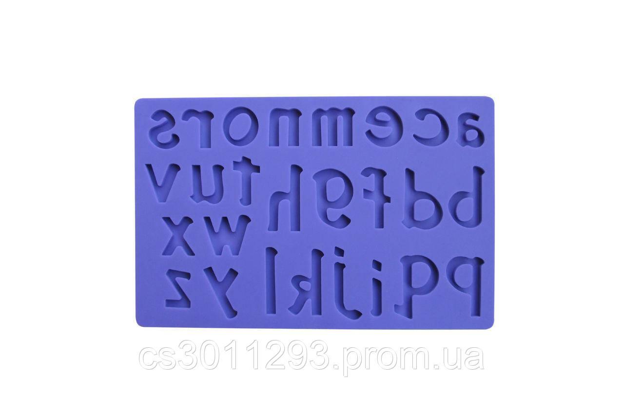 Молд силіконовий Empire - 200 x 175 мм, букви