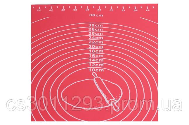Килимок для випічки Kamille - 500 x 400 мм 1 шт., фото 2