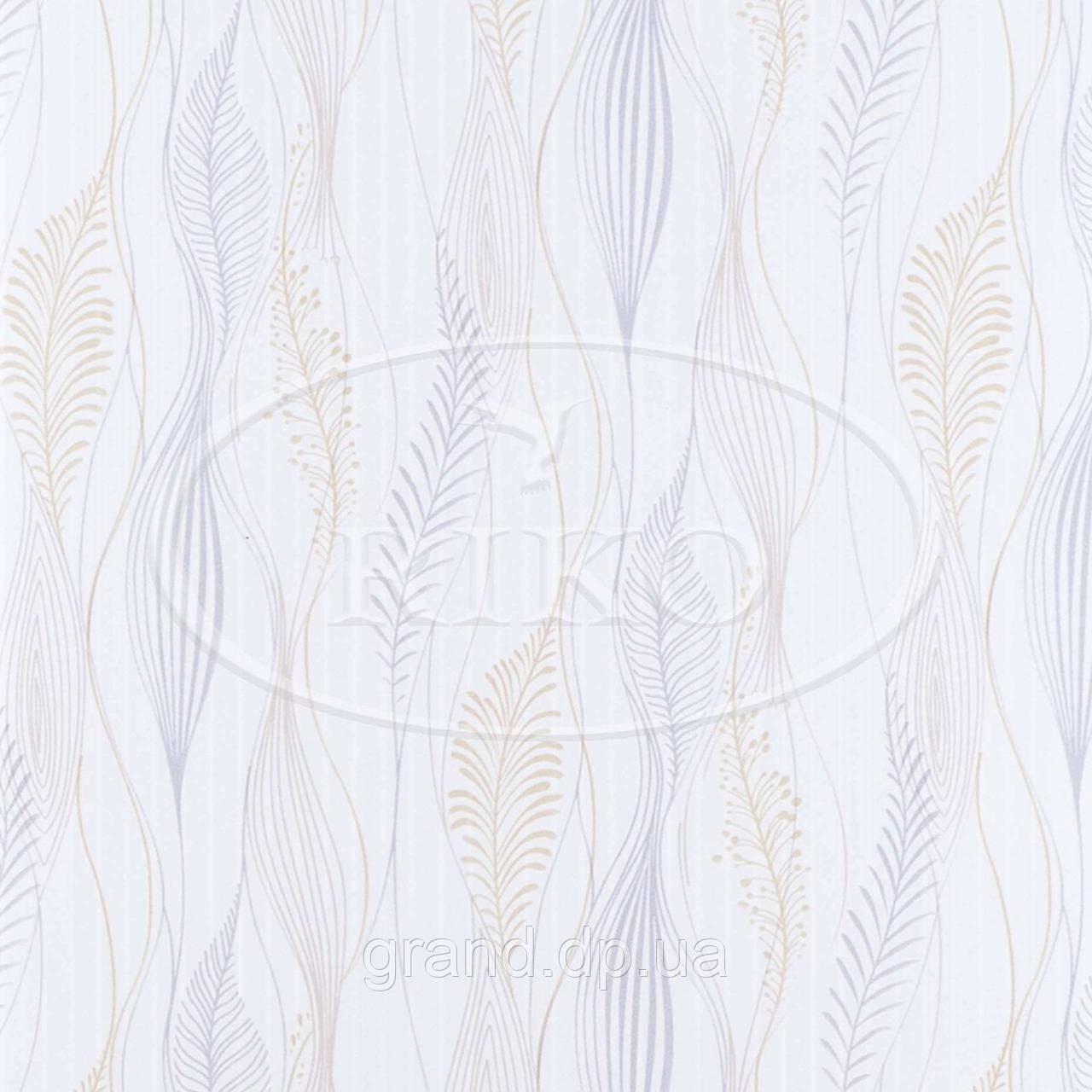 Пластиковые декоративные панели ПВХ Рико(Riko) 250*7*3000мм Иллюзия с Термопереводом бесшовные