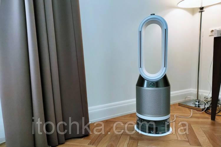 Зволожувач-очищувач повітря Dyson PH01