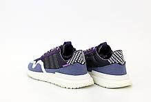 Мужские кроссовки Adidas ZX 500. Серые.  ТОП Реплика ААА класса., фото 2