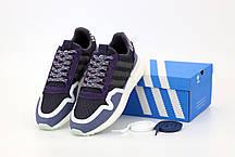 Мужские кроссовки Adidas ZX 500. Серые.  ТОП Реплика ААА класса., фото 3