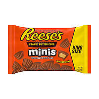 Цукерки Reese's Peanut Butter Minis Unwrapped 70 g