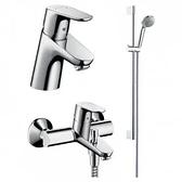 Набор смесителей для ванны Hansgrohe Focus E2 31934000, Германия