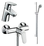 Набор смесителей для ванны Hansgrohe Focus E2 31933000, Германия