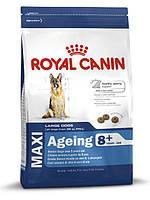 Корм Royal Canin (Роял Канин) Maxi Ageing 8+ для собак крупных пород старше 8 лет, 15 кг