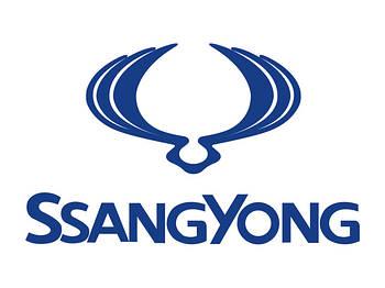 Дефлектор капота SsangYong