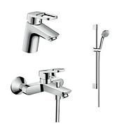 Набор смесителей для ванны Hansgrohe 1042017 Logis Loop, Германия