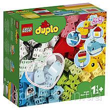 Конструктор LEGO Duplo 10909 Скринька-серденько