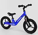 Велобіг від Corso 969 надувні колеса 12 дюймів, магнієва рама, магнієвий кермо, беговел, ровер, фото 2
