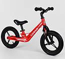 Велобіг від Corso 969 надувні колеса 12 дюймів, магнієва рама, магнієвий кермо, беговел, ровер, фото 4