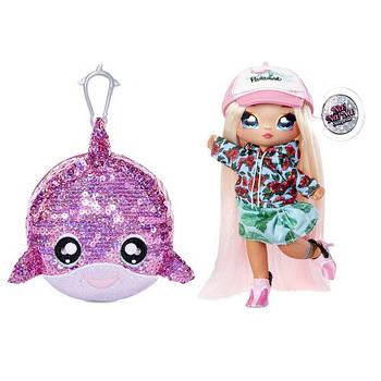 Оригінальна лялька NA! NA! NA! SURPRISE серії Sparkle S3 W1 – Кріста Сплаш з аксесуарами (573760)