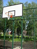 Стойка баскетбольная уличная на двух опорах