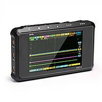 Цифровой карманный осциллограф Miniware DS213 3-дюймовый экран