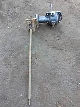 Механизм управления 120.37.022-1 рычаг в сборе с кулисой ХТЗ-121,ХТЗ-16131-03,грейдер