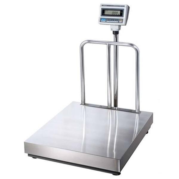 Весы электронные напольные CAS DB II-600 (300/600 кг) платформа 700*800 мм