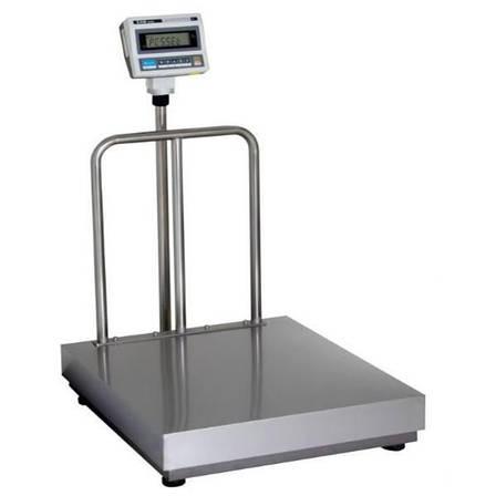 Ваги електронні підлогові CAS DB II-600 (300/600 кг), фото 2