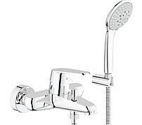 Смеситель для ванны Grohe Eurodisc Cosmopolitan хром 33395002 , Германия