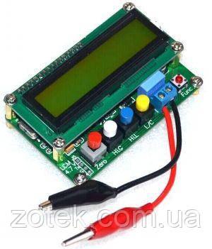 LC100-A  Измеритель емкости и индуктивности