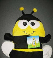 Плед накидка Le vele Bee