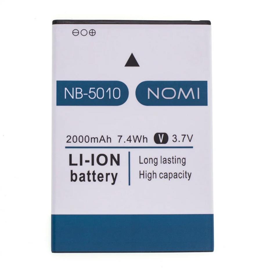 АКБ оригінал Nomi NB - 5010 i5010