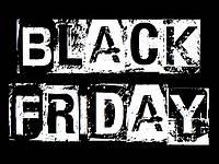 Черная Пятница - Главная распродажа года!