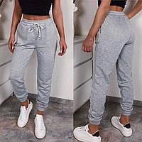Женские спортивные штаны двухнить норма и батал