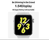 T55 Умные часы T55 c цветным дисплеем и тонометром Серый, фото 3