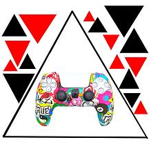 Чехлы для джойстика PlayStation 5
